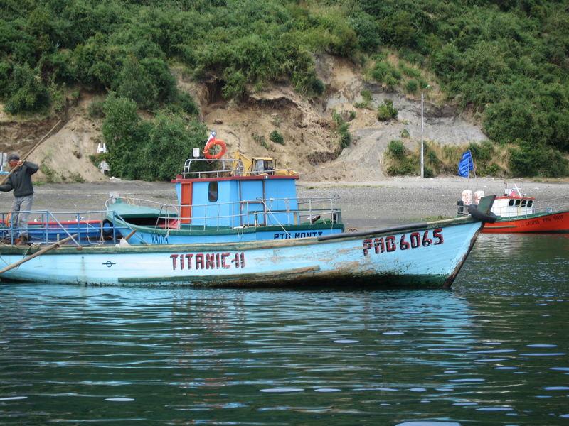 isla tenglo / puerto montt