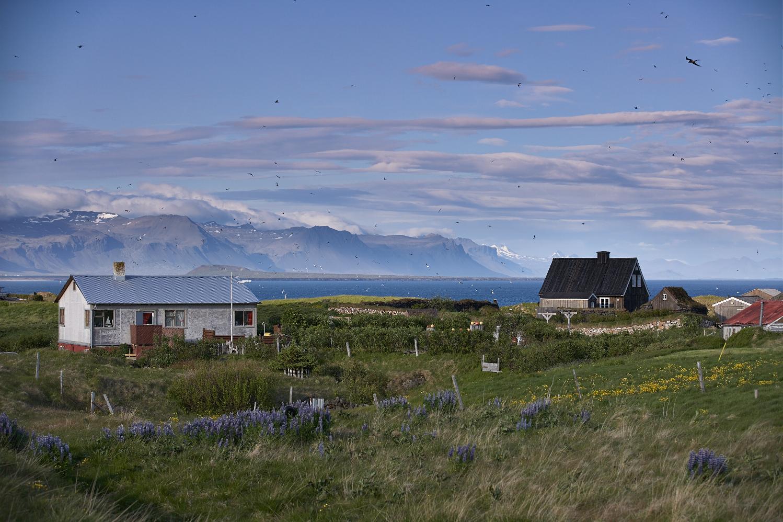 Isländische Idylle