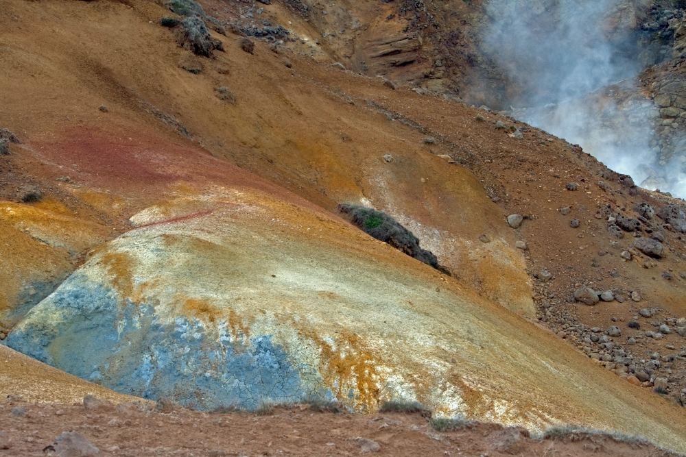 Island 2007 - Farbenzauber