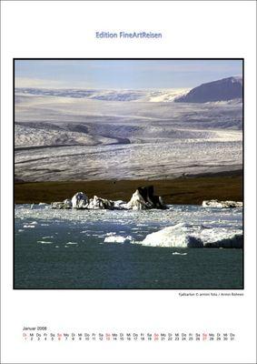 Island 2008 - Januar