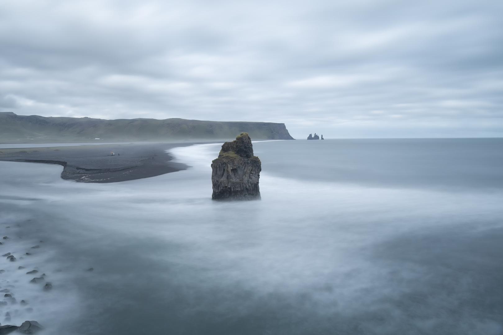 Island {3} Blick vom Kap Dyrhólaey