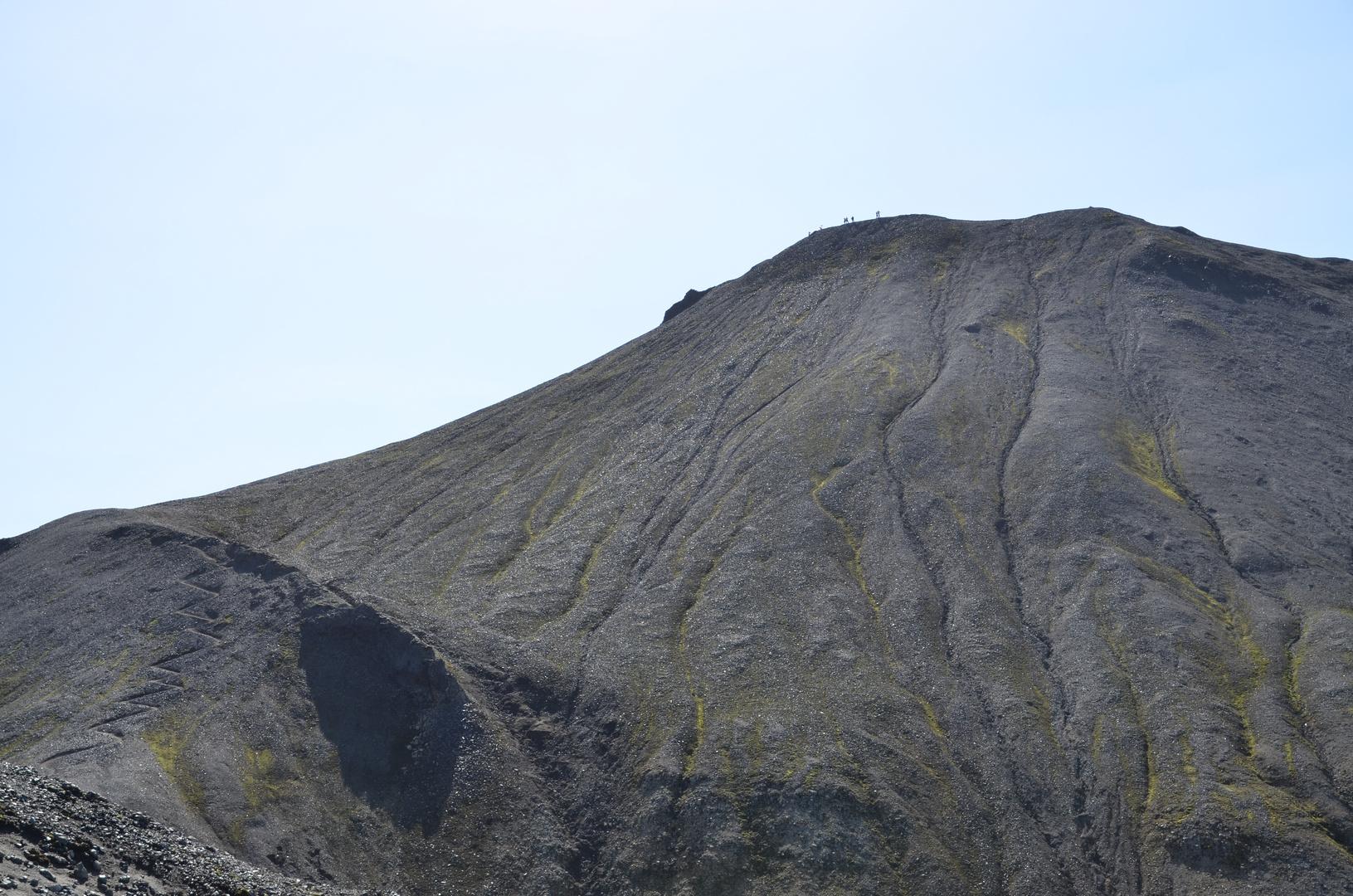 Island (4) - Vulkan Blahnúkúr