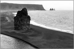 Island bei Vik