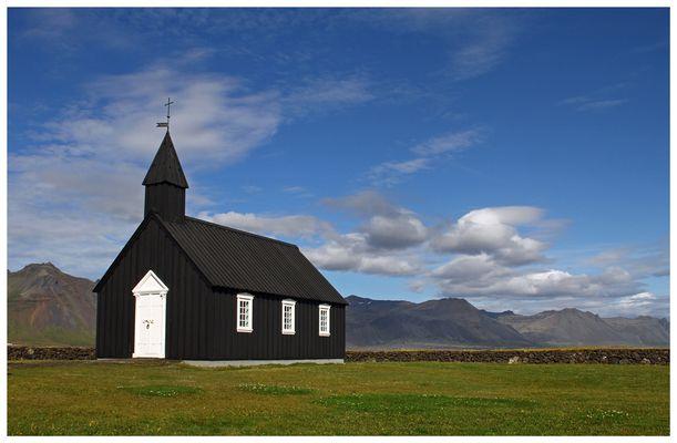 Island Búðir