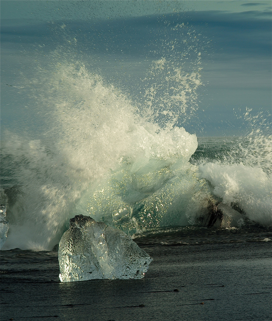 Island - Eis