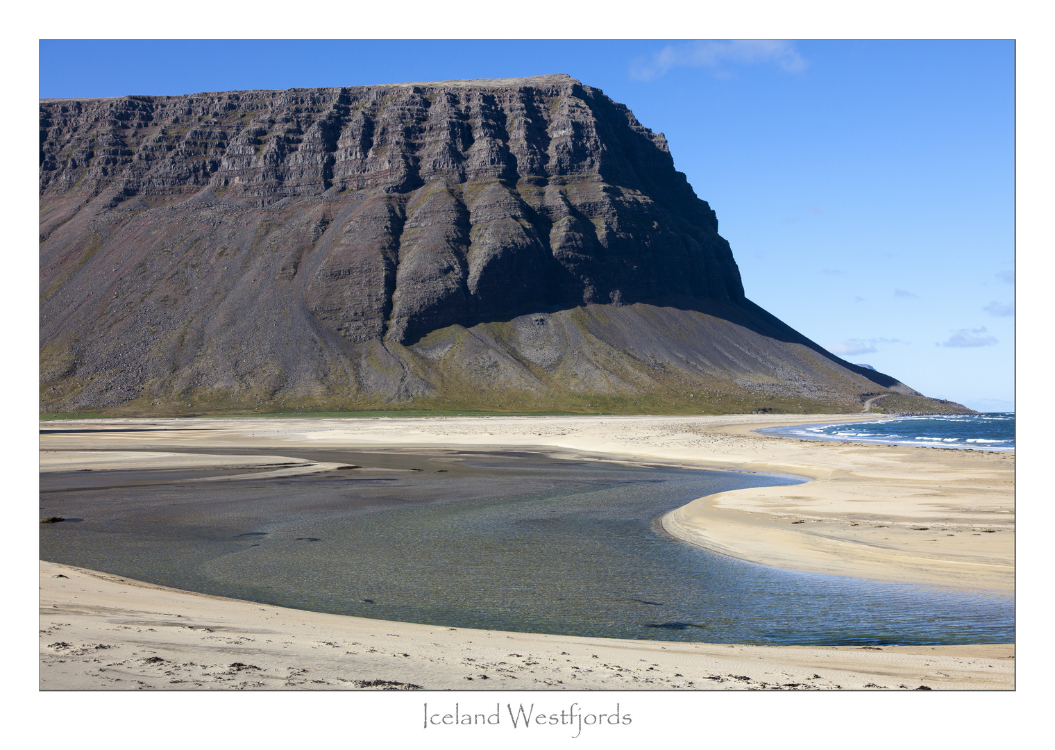 Island - Fantastische Formationen in den Westfjords