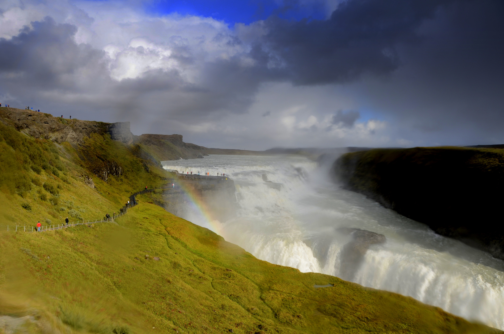 Island Gullfoss