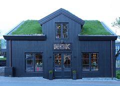 Island - Haus in Reykjavík-