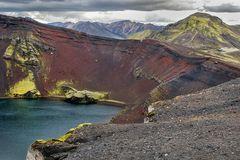 ISLAND, HOCHLAND