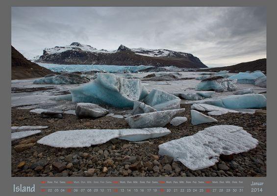 Island Januar 2014