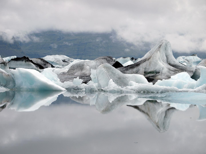Island - Jökulsarlon Gletschersee
