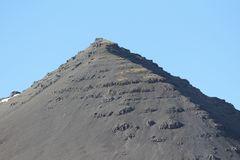"Island - ""Lavapyramide"" -"