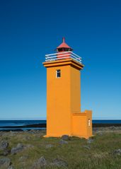 Island - Leuchtturm Stafnes