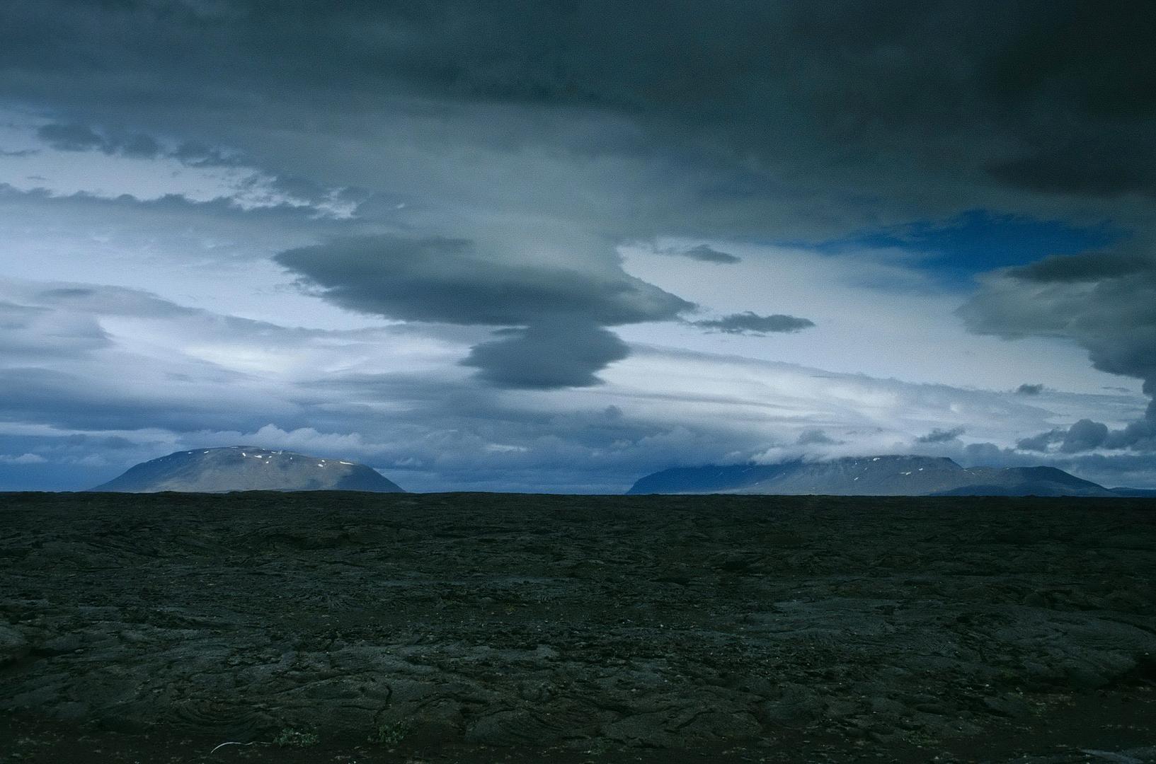 Island - Missetäterwüste