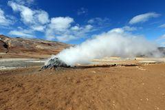 Island  - Namafjall Hverir -  -3-