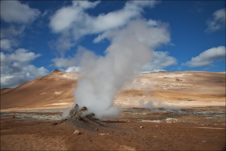 ISLAND - Námaskarð
