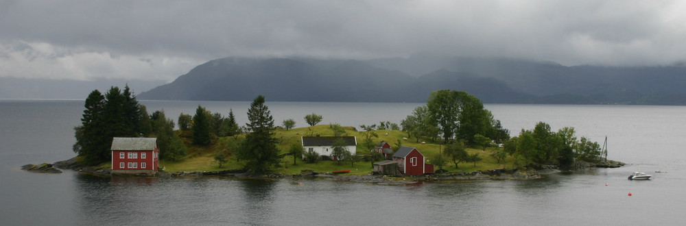 Island of Calm