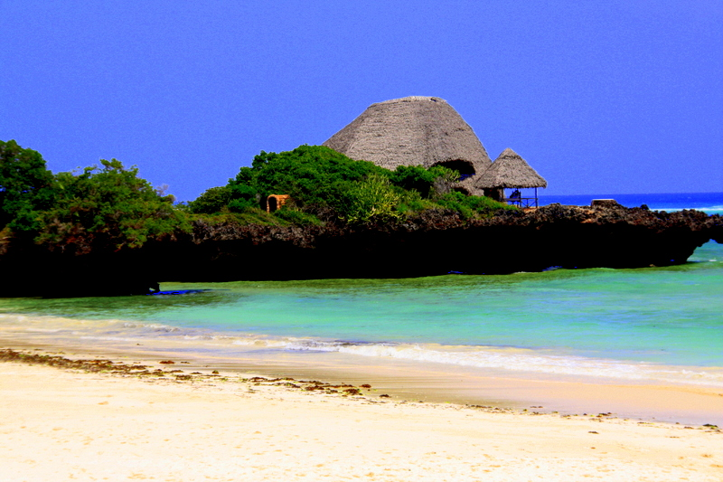 Island of Chale Kenia