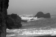 Island  -Schwarzer Strand-