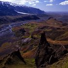 ISLAND- Thorsmörk