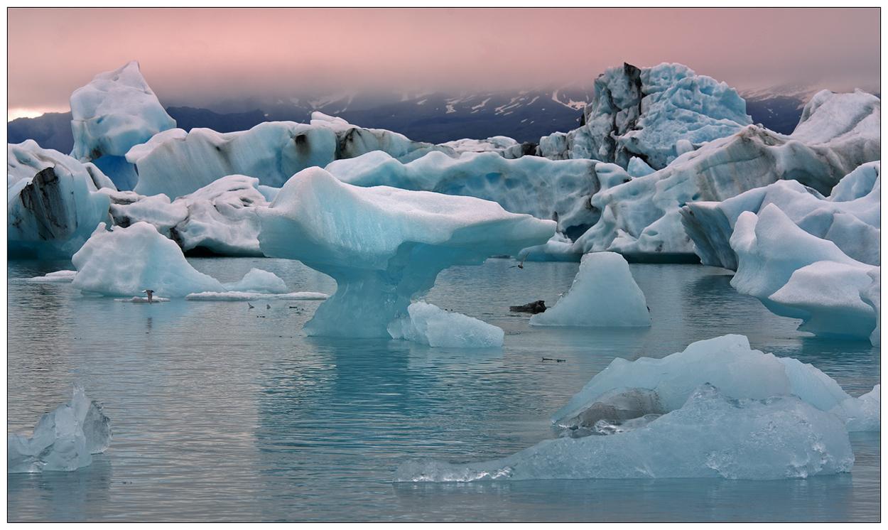 Island Zauberland [11] - Jökulsárlón