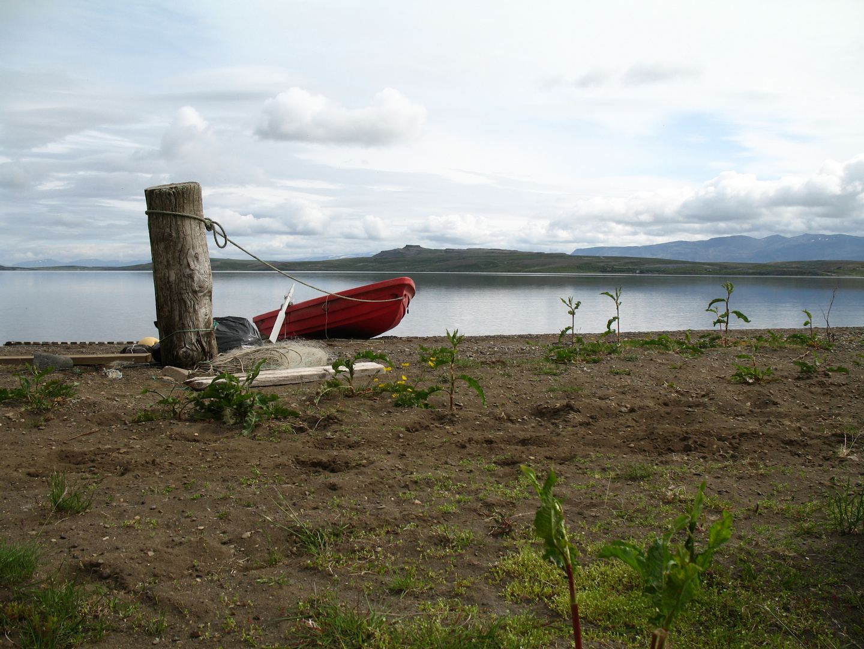 Islande - Au milieu de nulle part
