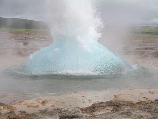 Islande - Geysir - 2