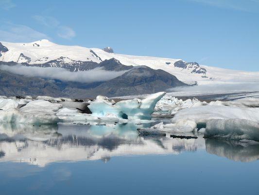 Islande - Jokularlon