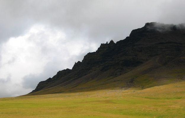 Islands begrenzte Farbenpracht
