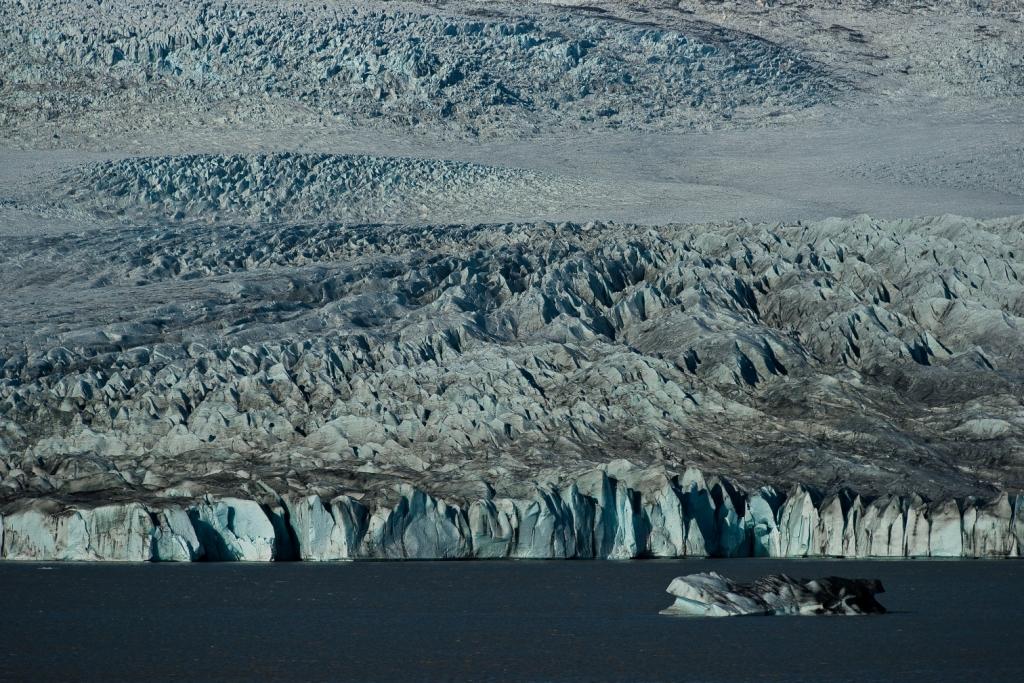 Islands Gletscherwelt