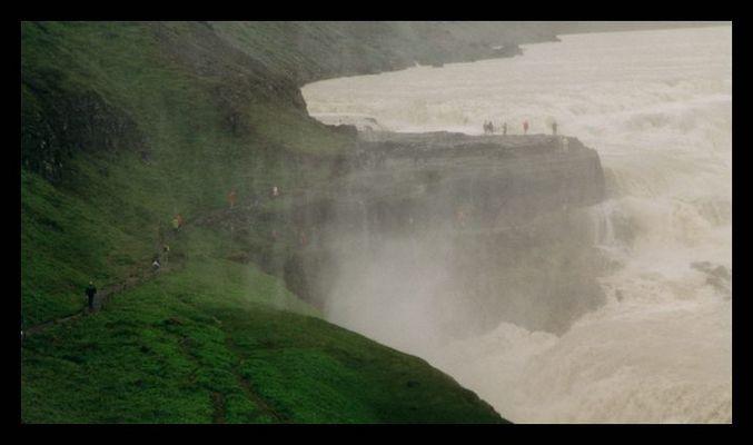 Islands Wasserfall