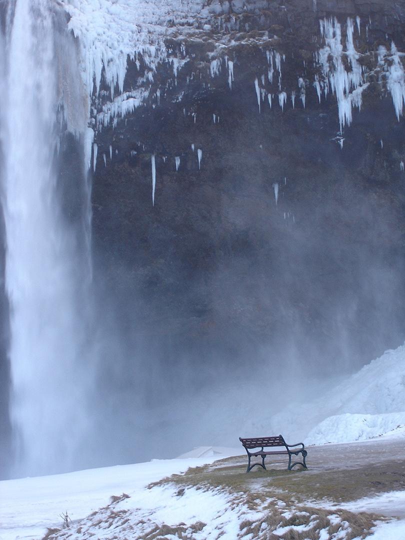 Islands waterfall.....