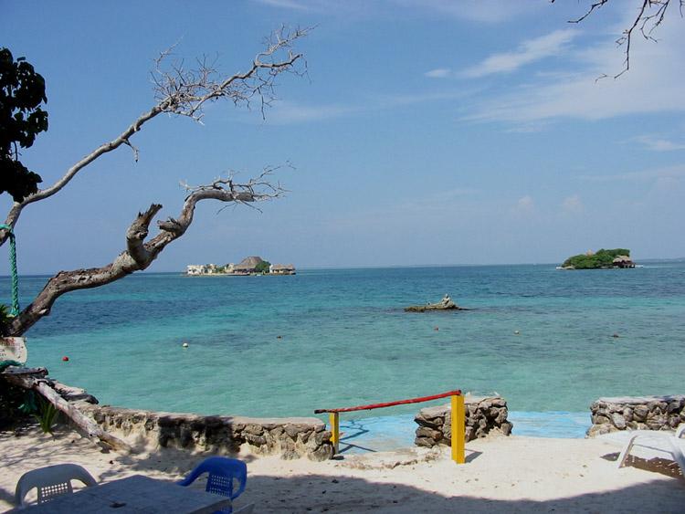 Islas del Rosario, 31.7.2005