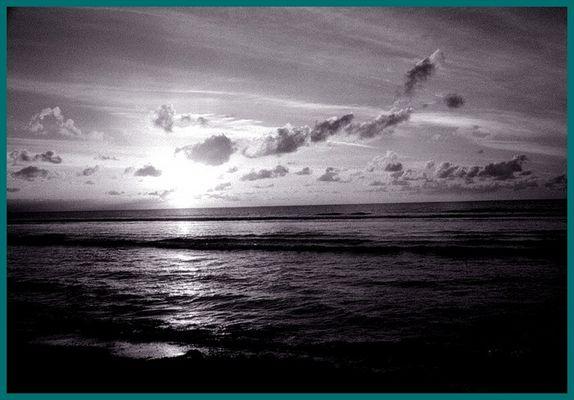 Isle of Man Evening.
