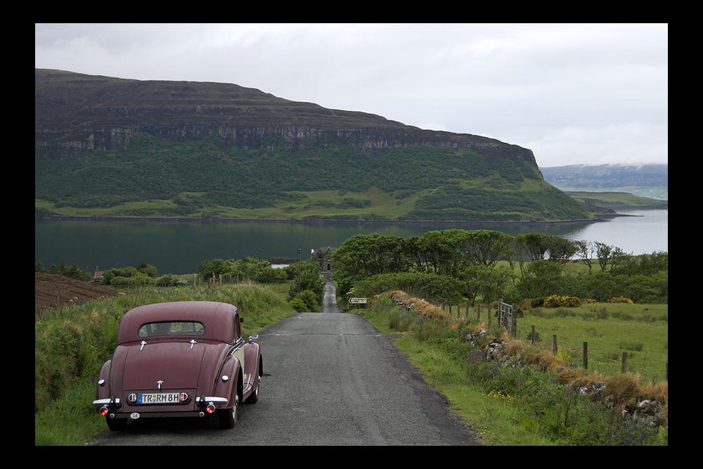 Isle of Skye nach dem Regen