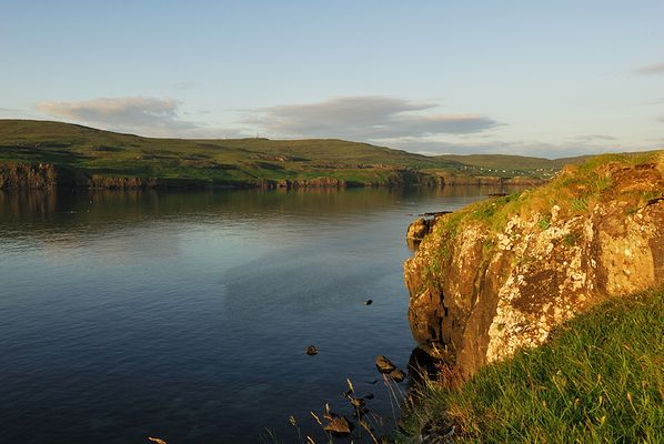 Isle of Skye, Scotland - Coast near Lower Milovaig