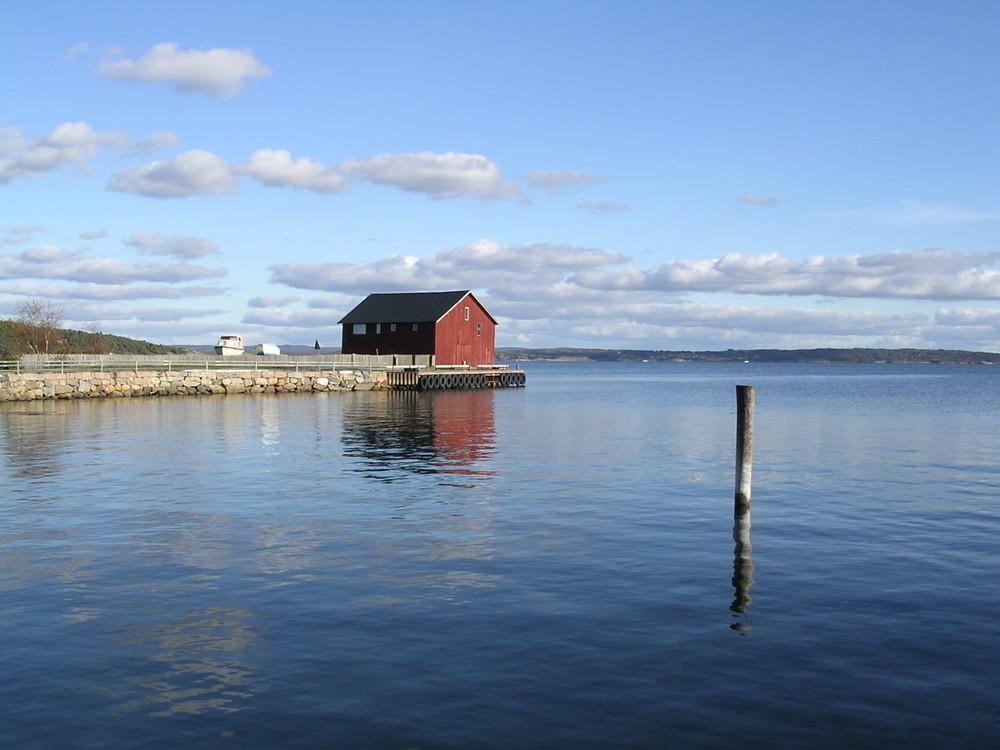 Isola di Tjorn Svezia