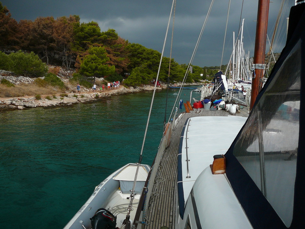 isola di Zut (Kornati)