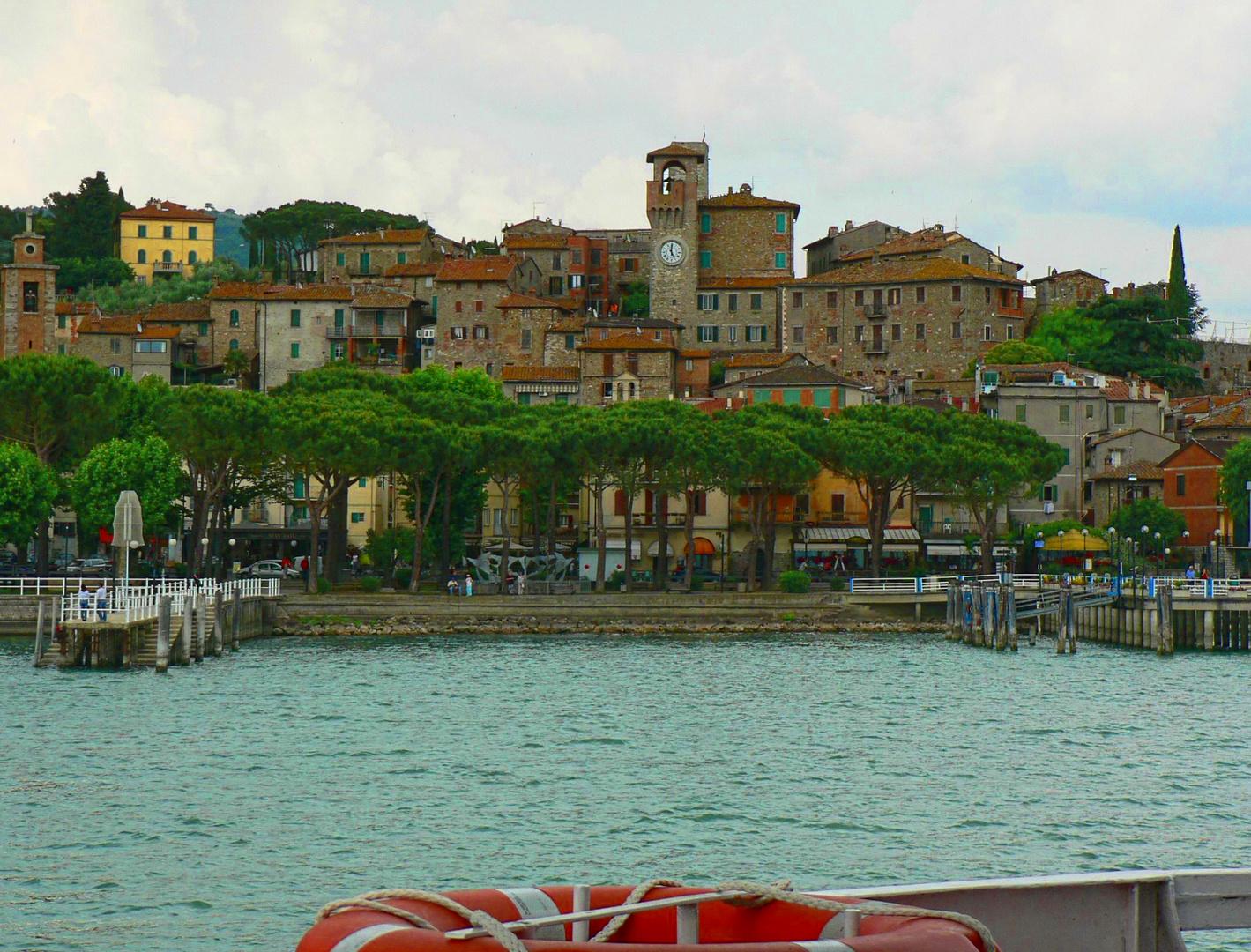 Isola Maggiore, Lago Trasimeno, Umbria