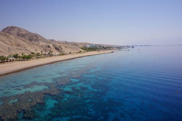 Israel - Eilat - Eté.2012