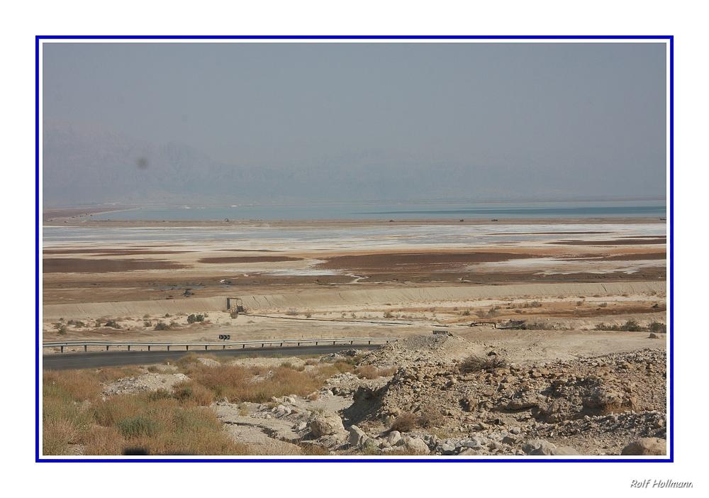Israel - Totes Meer / Mar Muerto