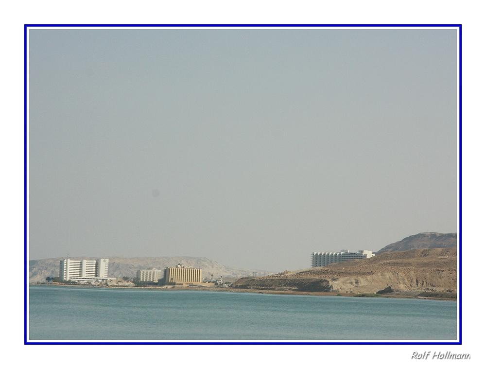 Israel - Totes Meer / Mar Muerto II