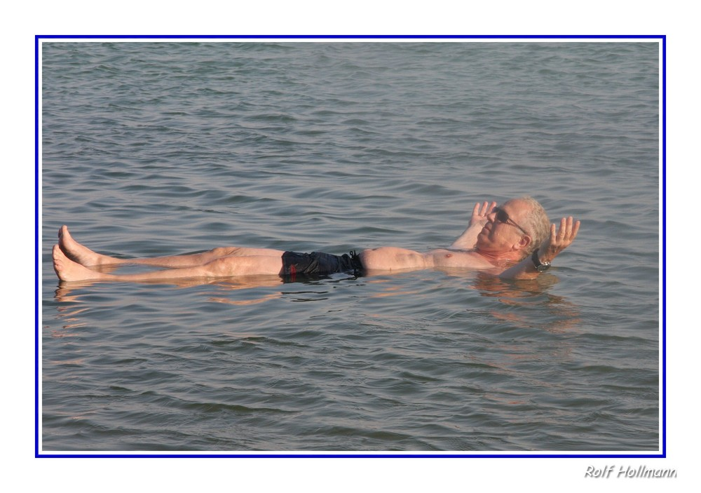 Israel - Totes Meer / Mar Muerto III