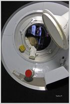 ISS - Einstiegs/Aussteigsluke - Modell