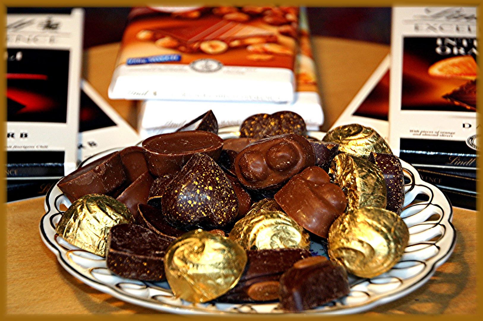 Is(s)t Schokolade ...