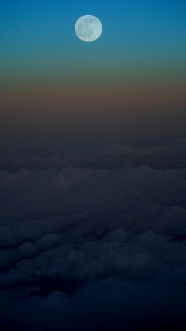ist es derselbe Mond