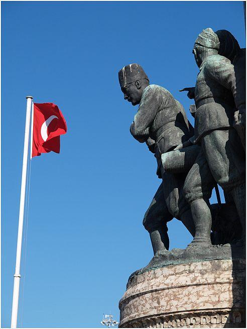 Istanbul 1 - das Denkmal