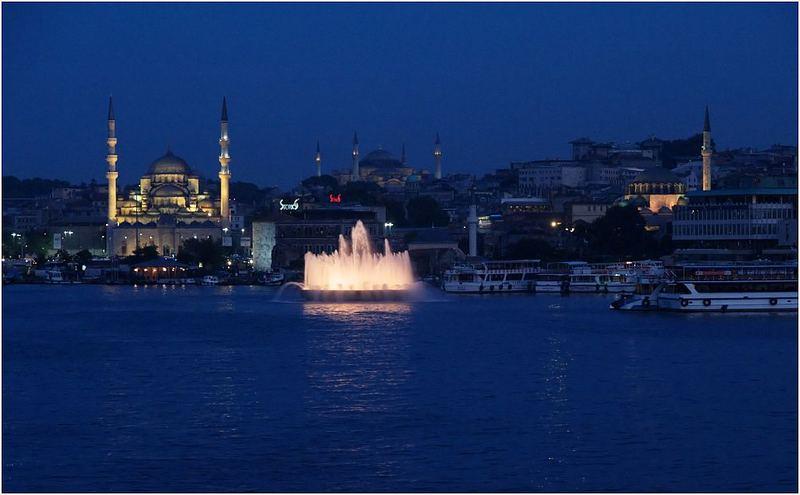 Istanbul 10 - Die beste Aussicht...