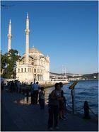Istanbul 2 - Abends am Bosporus