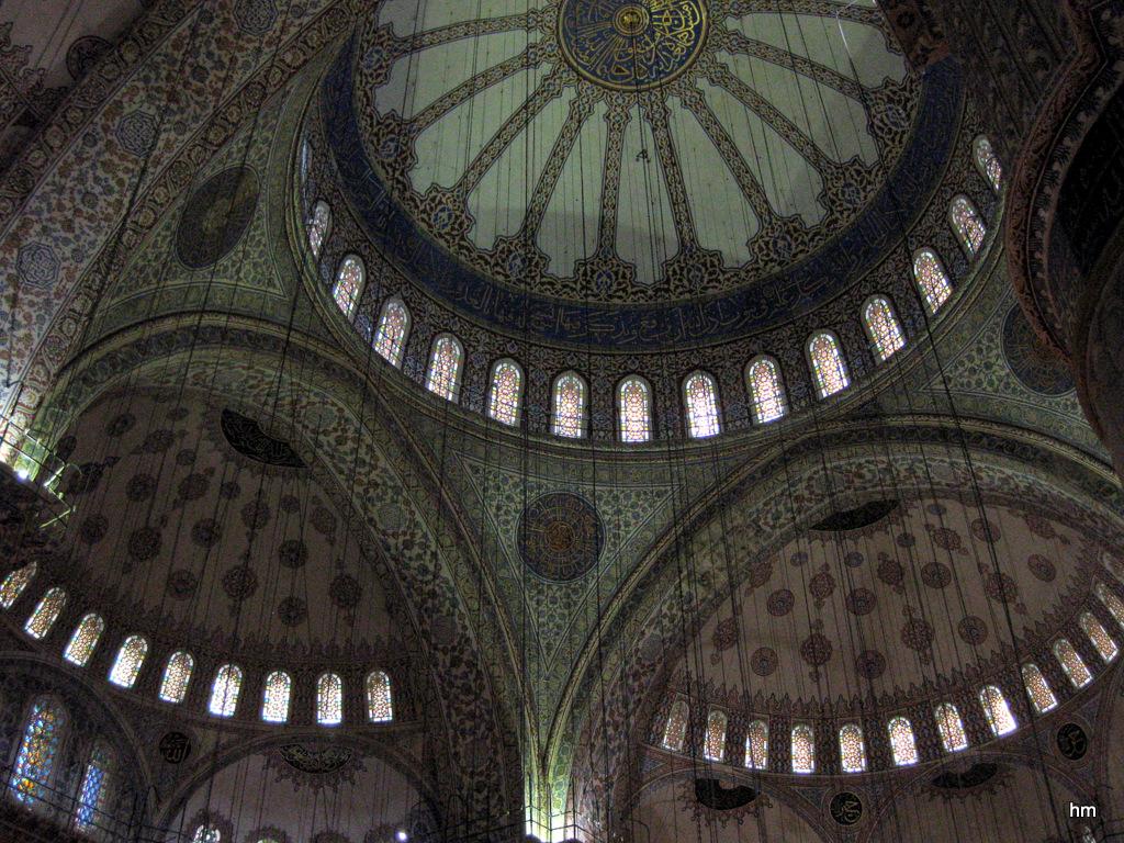 Istanbul 2014: In der Blauen Moschee